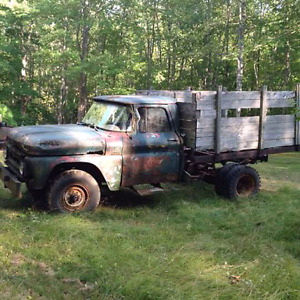 Looking for 62 Chev parts