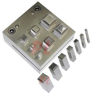 Custom paper punch cutter