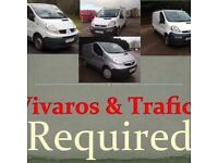 PRIMASTAR TRAFIC VIVARO FAULTY INJECTOR GEARBOX SNAPPED CAMBELT PUMP GONE