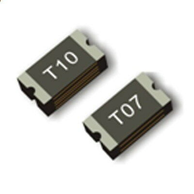10pcs 2a 6v Smd Resettable Fuse Pptc 1206 3.2mm1.6mm
