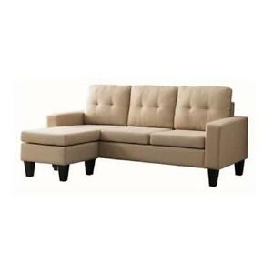 Mercury Row Briley Reversible Sectional NEW
