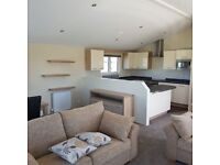Willerby Clearwater Lodge/static caravan for sale/INC DECK,SITE FEES,HOT TUB,SKIRT/pet friendly/lake