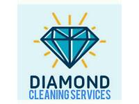 DIAMOND CLEANING SERVICES / END OF TENANCY / DOMESTIC / OFFICE / CARPET AND FLOORING