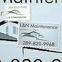 ROOFING is our specialty!! L & N Maintenance