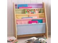 New boxed KidKraft Sling Bookshelf