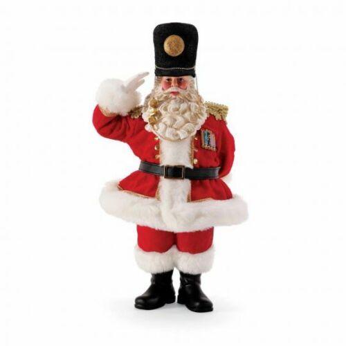 Dept 56 Possible Dreams TOY SOLDIER FAO SCHWARZ Santa Figurine 6008658 NEW 2021