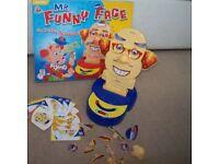 Mr Funny Face x2