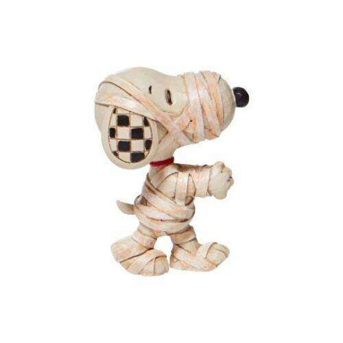 Jim Shore MINI SNOOPY AS MUMMY Halloween Peanuts 6008967 BRAND NEW 2021