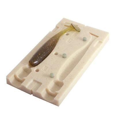 Soft Plastic Fluke Bait Mold 4 Inch Soft Jerkbait Lure Bugmolds USA