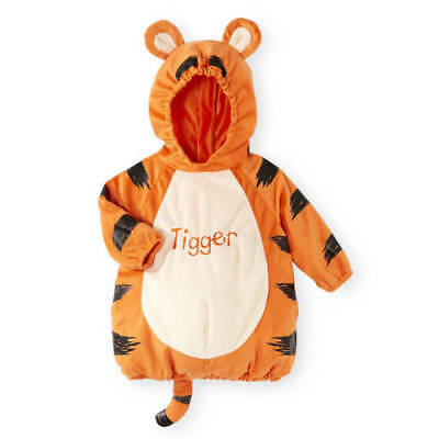 Disney Baby Tigger Winnie the Pooh Halloween Costume Plush Multiple Sizes NWT ()