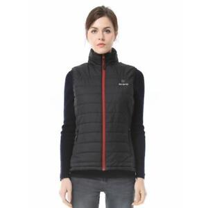 NEW ororo Women's Lightweight Heated Vest with Battery Pack