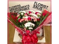 FLOWER ARRANGEMENTS.BASKETS,BALLOONS,TEDDIES.PERSONALISED MUGS