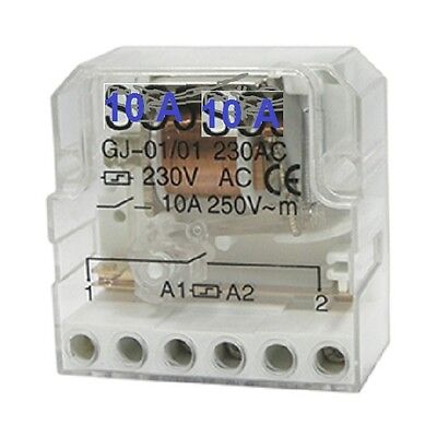 télérupteur encastré 230 volts / 10a