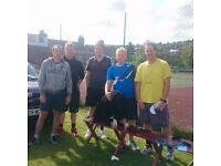 Mens Singles Tennis tournament at New Mills Tennis Club