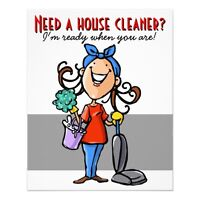 Domestic Housecleaning