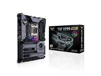 ASUS Intel Core-X TUF X299 MK1 Extreme ATX Motherboard