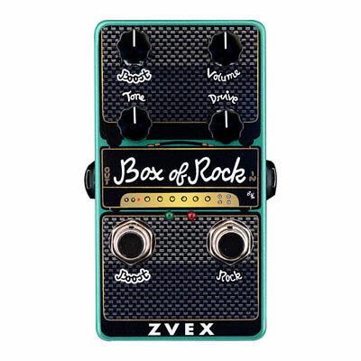 Zvex Vexter Box Of Rock Vertical Distortion Effects Pedal