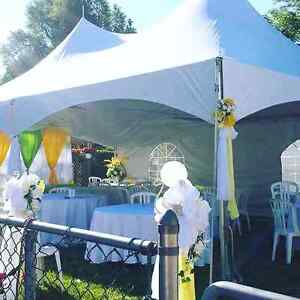 Diamond Tents and Event Rentals - Chairs, Tables and Dish rental Peterborough Peterborough Area image 2