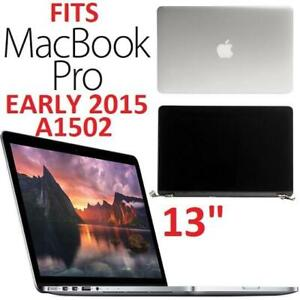 RFB APPLE MACBOOK PRO LCD SCREEN 661-02360 250377351 13 EARLY 2015 DISPLAY ASSEMBLY A1502 REFURBISHED