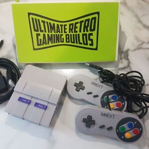 Ultimate Retro Game Builds. Raspberry Pi, Arcade, Nintendo, Sega