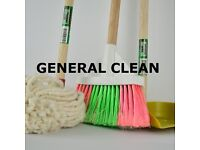 Domestic Cleaning (general clean) Special Offer (£10 off first clean!)
