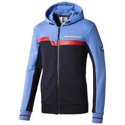 Puma Bmw Msp Hooded Sweat Mens Jacket