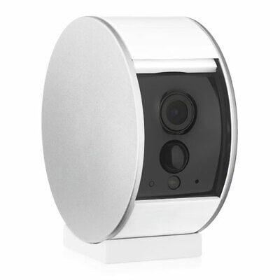 Somfy Indoor Security Camera, 1080p@30fps, Night Vision, 130° Wide Angle View, 4