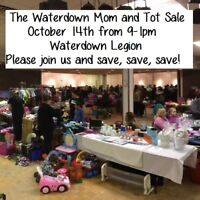 The waterdown mom and tot sale