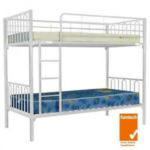 bunk bed brand new +   2 new mattresss single    $399 package Old Guildford Fairfield Area Preview