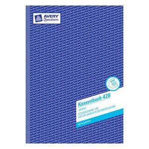 Avery Zweckform 426 Kassenbuch DIN A4 100 Blatt - Weiß günstig kaufen