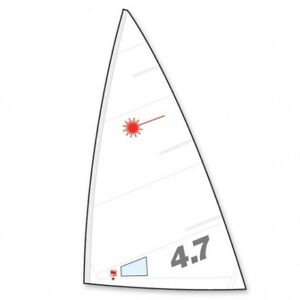 Looking for laser 4.7 bottom mast and sail