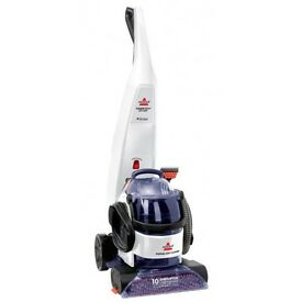 Bissell CleanView Lift-Off 22K7E - Upright Carpet Cleaner - Bagless Excellent condition