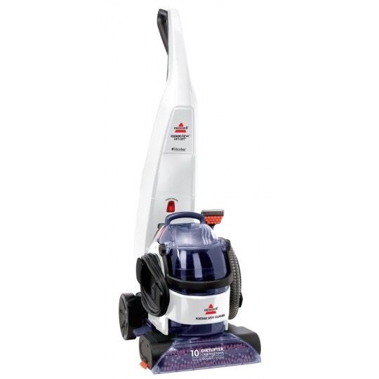 1710e9063b9779 Bissell CleanView Lift-Off 22K7E - Upright Carpet Cleaner - Bagless  Excellent condition