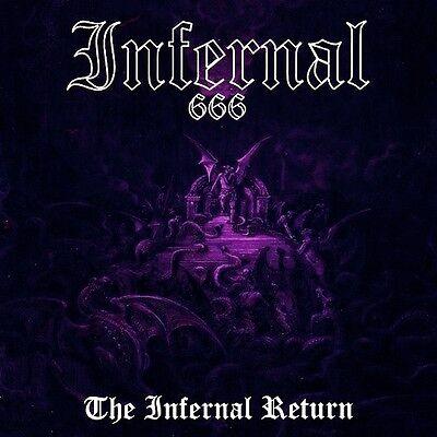 Infernal  The Infernal Return  Black Death Metal Necrophobic Dark Funeral