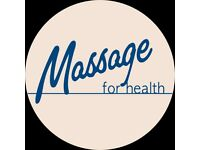 Genuine relaxing full body massage from a fully qualified Swedish lady in Notting Hill