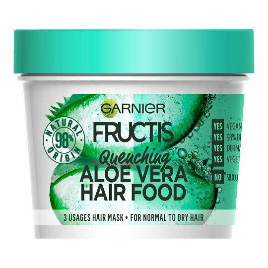 Garnier Fructis Hair Mask Aloe Vera For Normal To Dry Hair 3
