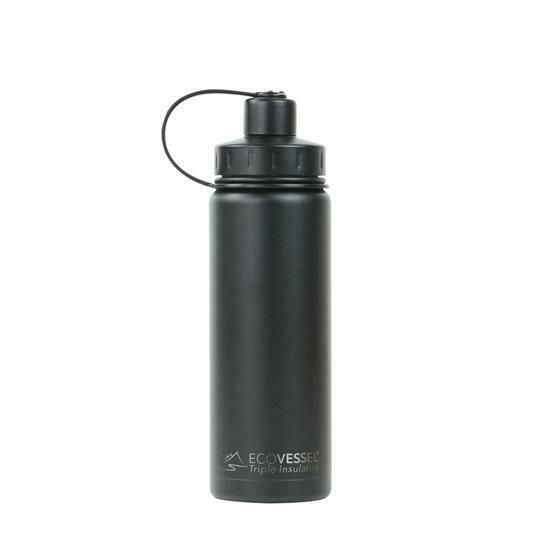 EcoVessel 20oz Insulated Tumbler Stainless & Copper Infuser