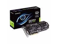 Gigabyte GeForce GTX 970 Windforce 3 OC - SLi Pair