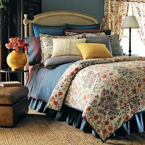 Chaps-Ralph-Lauren-Morocco-Queen-Comforter-2-Shams-and-Bedskirt-NWOP
