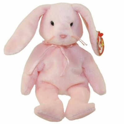 Easter Ty Beanie Baby Fritters MWMT BUNNY BBOM 2005