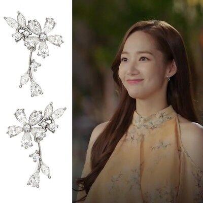 STONE HENGE K0404 Whats wrong with secretary kim EARRINGS Korea Drama at Arafeel