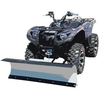 KFI 54 inch ATV Plow Kit Yamaha 2009-2014 550 Grizzly Blade/Push Tube/Mid Mount