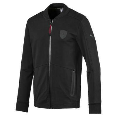 Puma, 573460-01, Ferrari Sweat Jacket, Moonless Night