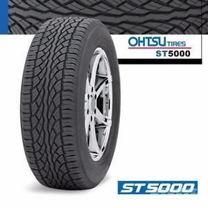OHTSU TIRES ST5000 (20s 22s AND 24s) @ AUTOTEX PERFORMANCE!