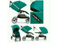 BNIB Mamas & Papas Armadillo flip xt in Teal.NEW