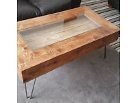 NEW: Handcrafted Coffee Tables