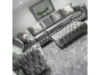 Bespoke Corner Couches - Pay Weekly From £15 - Message me for more information