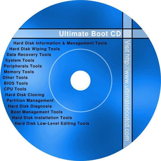 Bootable Diagnostics CD (Fix Repair Recover Clone Scan) USB at buyer request +$6