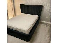 Tempur Horton Ottoman King Size Bed & Mattress
