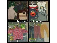 Boys 4-5yrs bundle